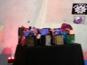 Heist Prizes