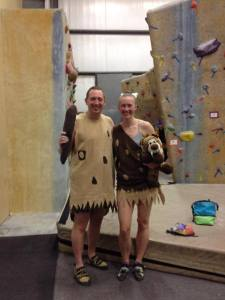 Cavemen Costumes Halloween 2013
